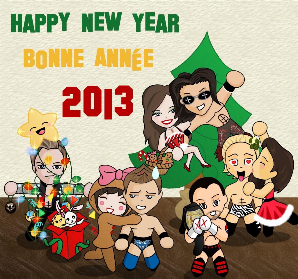 Bonne Année / Happy New Year 2013 ! dans BD/Comics v8c-2